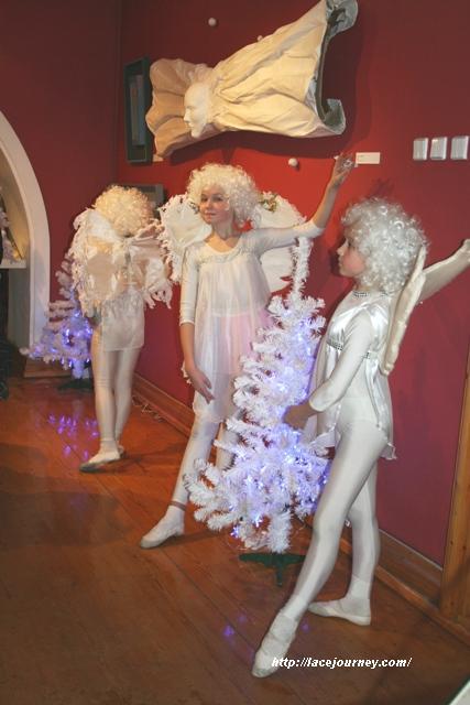 Наши ангелы. Девочки из Архангельска.