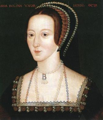 Портрет Анны Болейн. Около 1533-1536.