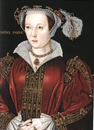 Портрет Екатерины Парр. Около 1550 года.