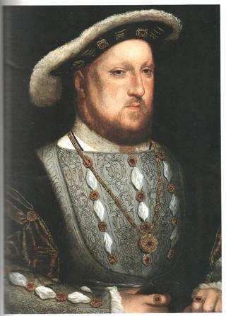 Портрет Генриха VIII.