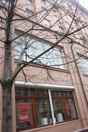 Москва, Покровка, дом 37.