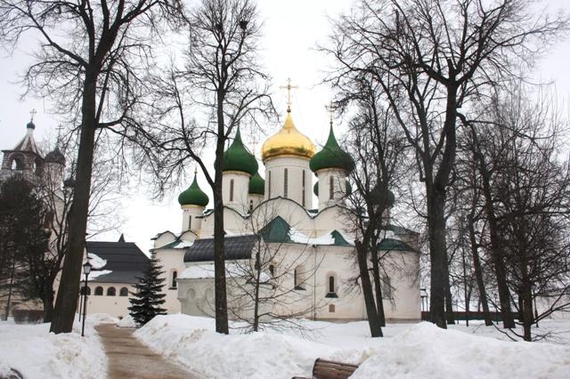 Суздаль.Спасо-Евфимиевский монастырь.