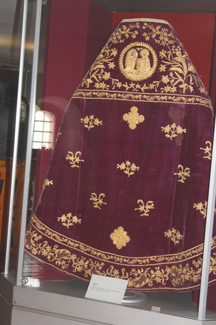Суздаль.Спасо-Евфимиевский монастырь. Владимиро-Суздальский музей заповедник. «Золотая кладовая».