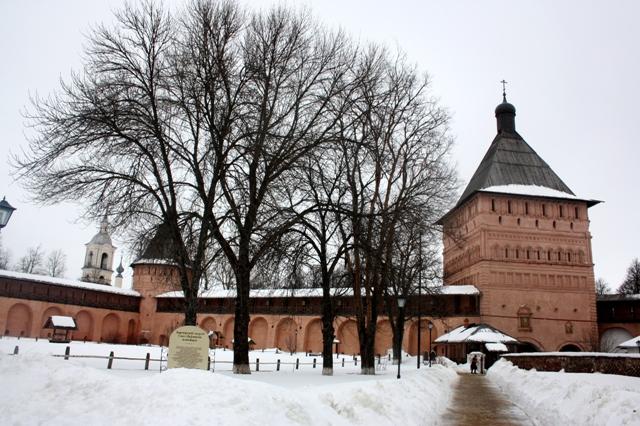 Суздаль. Спасо-Евфимиевский монастырь.