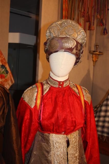 Москва.  Выставка «Усть-Цильма. Родовой дом».