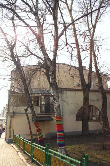 Москва. Улица Маросейка.