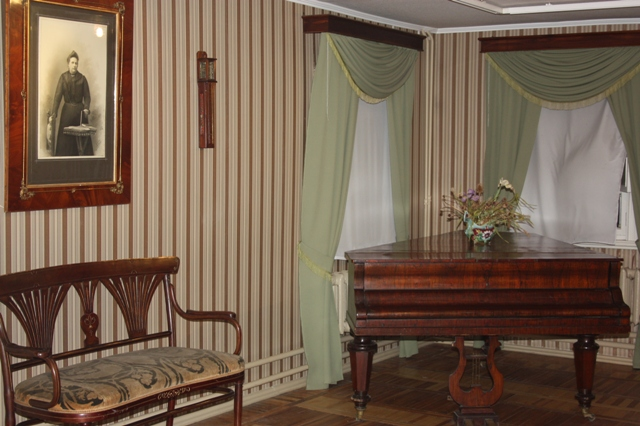 Вологда. Музей «Мир забытых вещей», часть экспозиции.