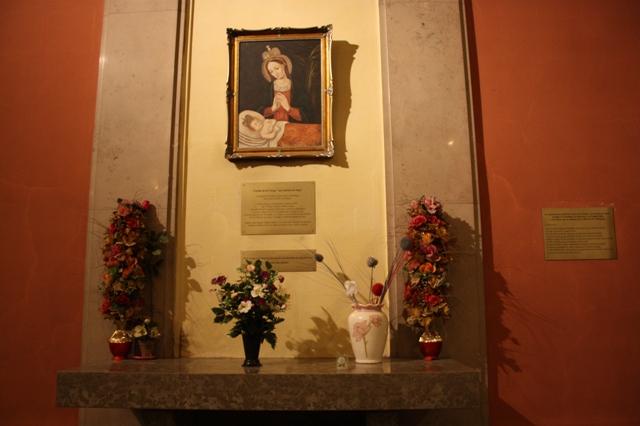 Лион. Базилика Нотр-Дам-де-Фурвьер. Крипта Святого Иосифа.
