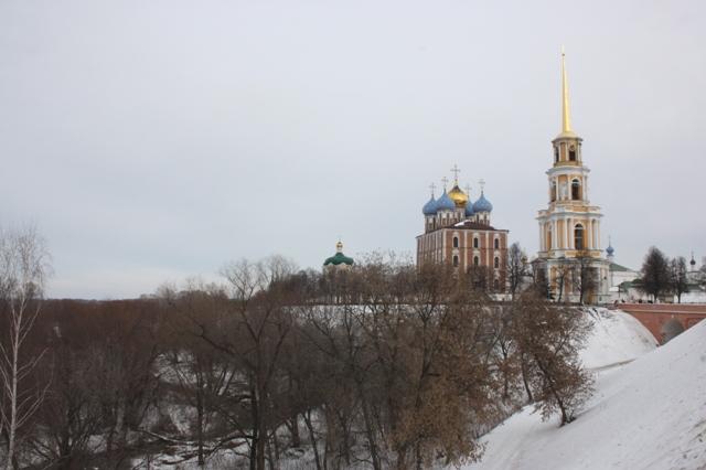 Рязань. Кремль.