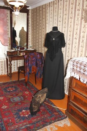 Музей академика И. П. Павлова в Рязани, комната сестры.