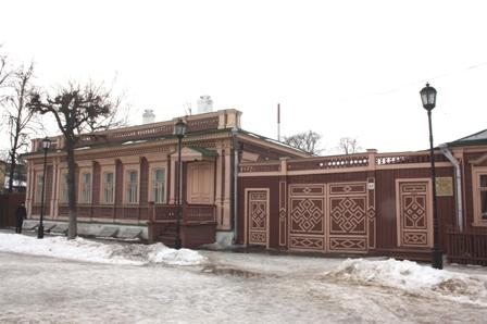 Музей академика И. П. Павлова в Рязани, дом науки.