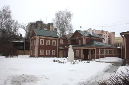 Музей академика И. П. Павлова в Рязани