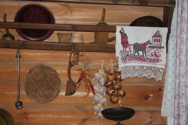 Музей академика И. П. Павлова в Рязани, полотенце.