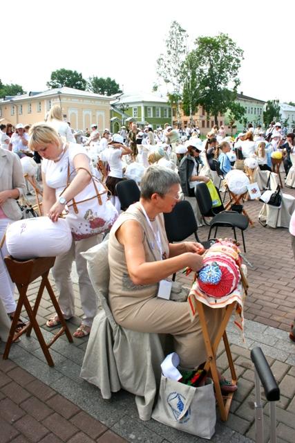 Н. С. Кирсанова Фестиваль  Вологда