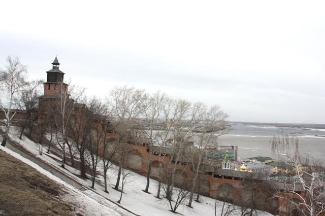 Нижний Новгород. Кремль.