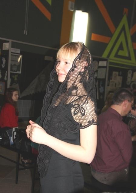 Радужный, Владимирской области.  II Международный фестиваль  «Кружевная тропинка».