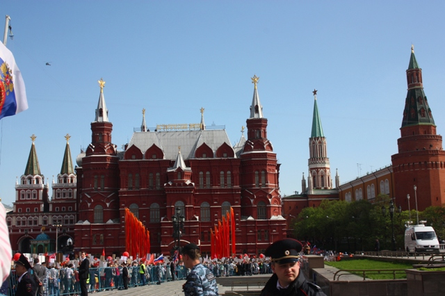 9 мая 2015 года. Москва. Бессмертный полк