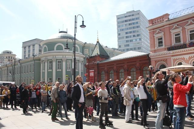 9 мая 2015 года. Москва.