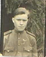 Портрет отца. 1941 год.