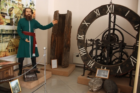 Балахна. Балахна. Культурно-досуговый центр «Дом Москвы». Музей Кузьмы Минина. Постоянная экспозиция.