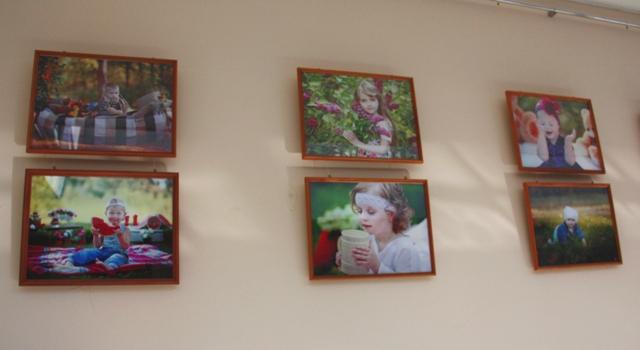 Балахна. Культурно-досуговый центр «Дом Москвы». Фотовыставка.