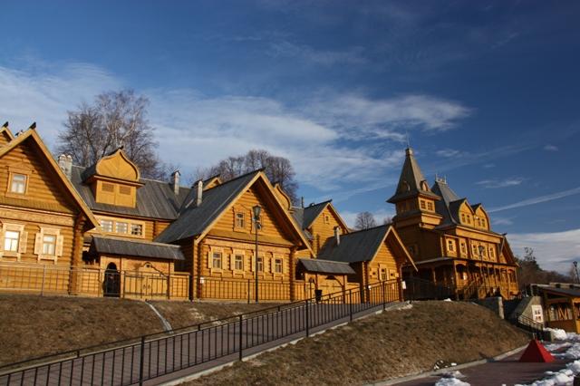 Городец. Музейно-туристический комплекс «Город Мастеров».
