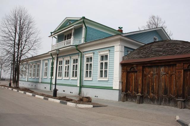 Городец. Музей «Дом графини Паниной».