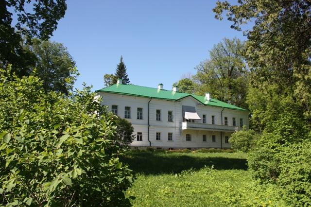 Ясная Поляна. Музей Л. Н. Толстого.