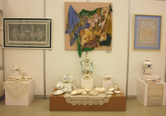 Выставка «Народные художественные промыслы России: вчера, сегодня, завтра».