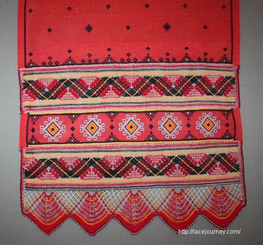 Вышивка на рязанском проспекте