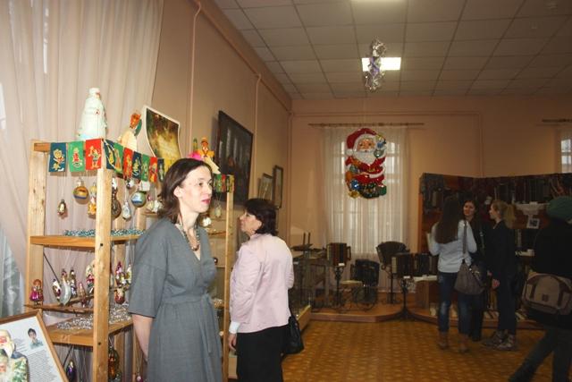 Елец.  Музей народных ремесел и промыслов. Е.А. Борисова.