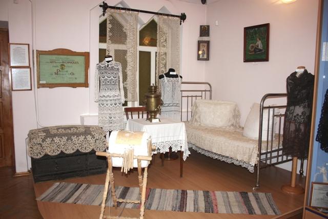 Елец. Музей народных ремесел и промыслов.