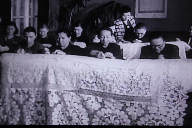 Фото. Киножурнал «Наш край», №16, 1954.