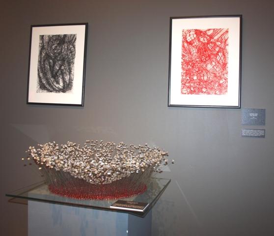 Проект «Сверх- хрупкость» в рамках выставки «Кружево напоказ».