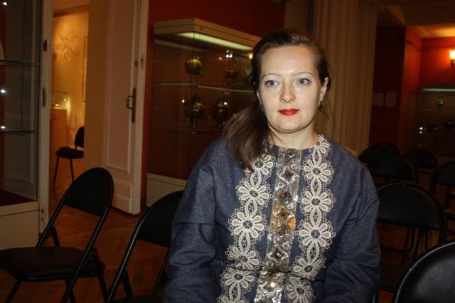 ВМДПНИ, 17 сентября 2016 г. Фотопортрет «Юлия  Русский стиль». Фото: О. Ф. Журавлева.