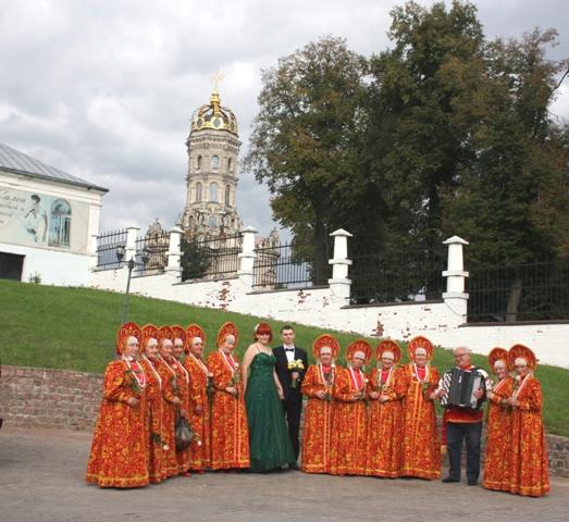 Московская область, Подольский район, Дубровицы. 10 сентября 2016 г.