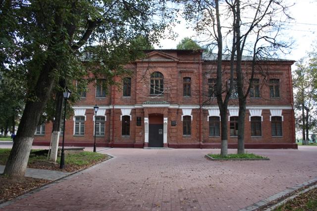 Щаповская сельскохозяйственная школа (1903 -1959).