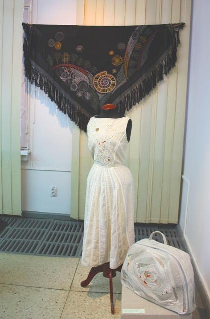 Тверь. Выставка «Искусство современной вышивки», 2016.