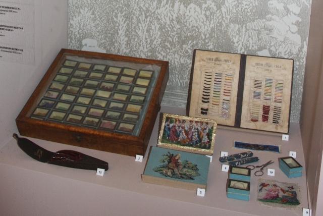 Дом – дворец  Н.А. Дурасова в усадьбе Люблино.  Выставка «Рукоделие в усадьбе».