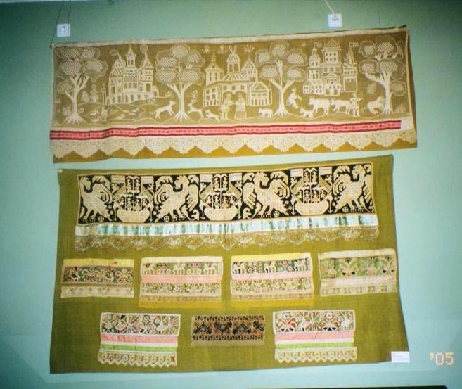 Выставка педметов из коллекции Н. Л. Шабельской