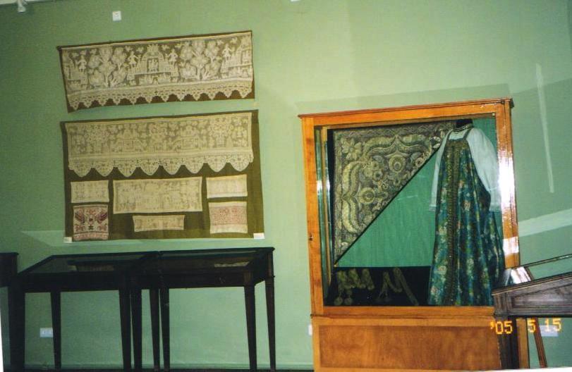 Выставка предметов из коллекции Н. Л. Шабельской