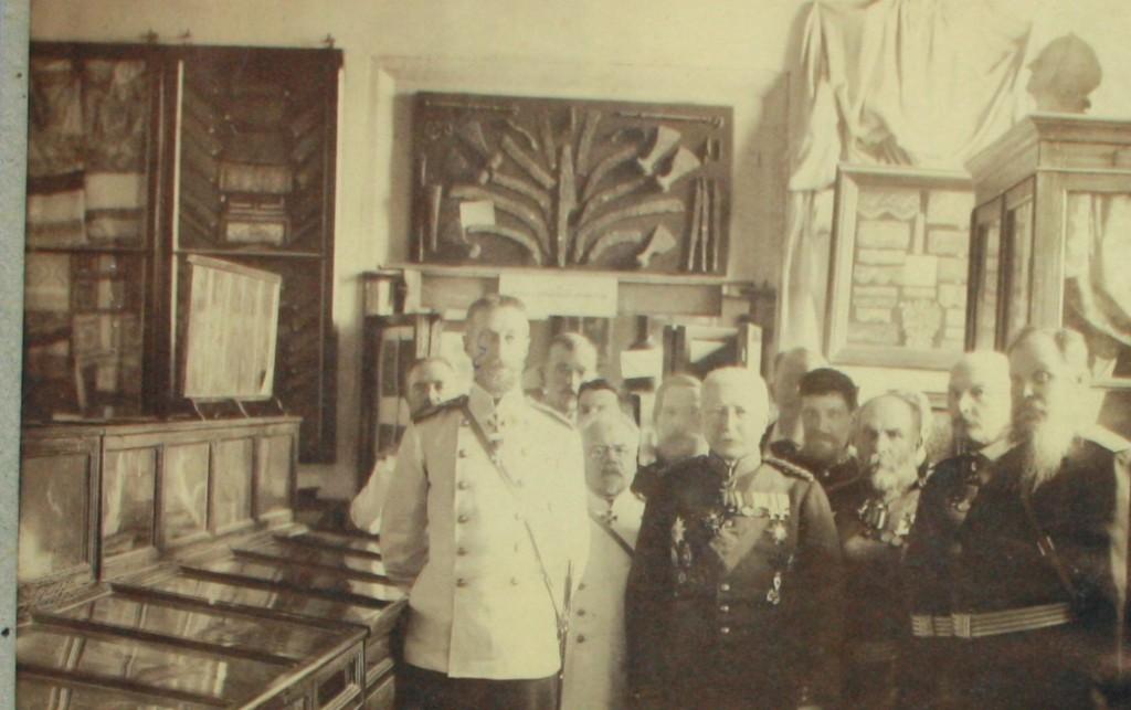 Историко-археологический музей Рязанской ученой архивной комиссии.
