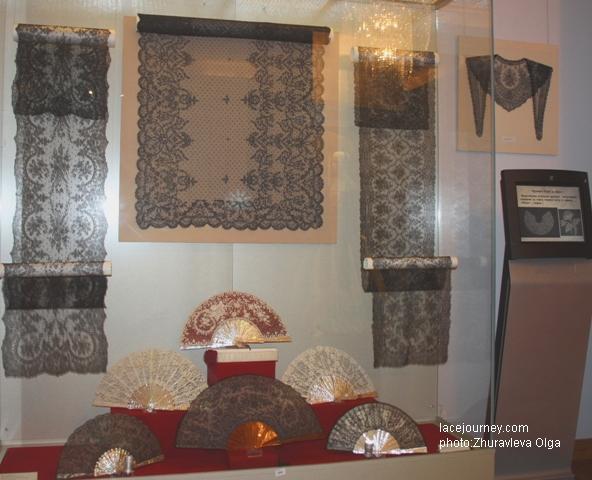 Вологда. Музей кружева. Выставка «Дамы в кружевах».