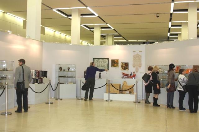 """выставка """"Живой источник"""