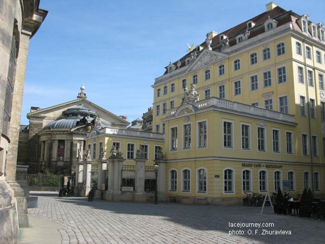 Дрезден. Дворец Козель  (1746 -1764).