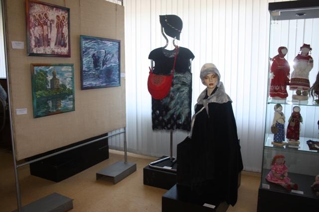 Серпухов. III Межрегиональный открытый фестиваль «Текстильный букет Поочья».