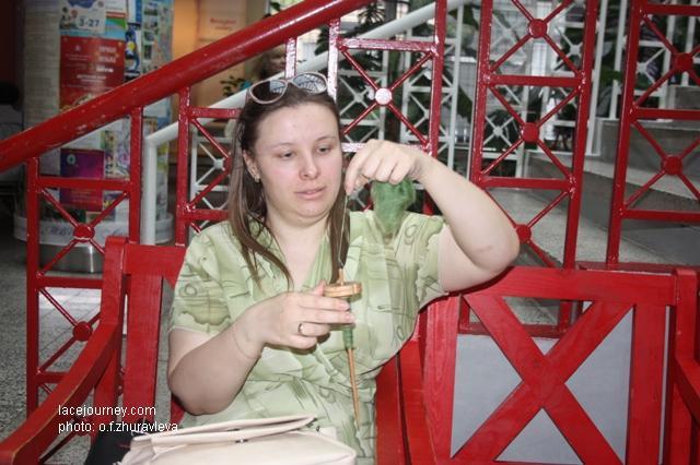 Серпухов. Музейно-выставочный комплекс.  III межрегиональный открытый фестиваль «Текстильный букет Поочья».