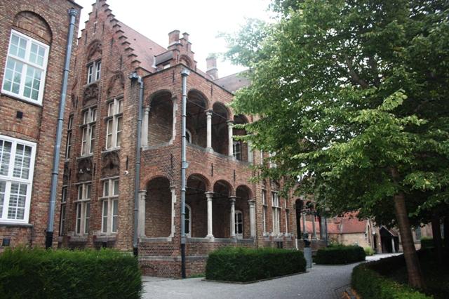 Брюгге. Госпиталь Святого Иоанна. 16 августа 2016 г.