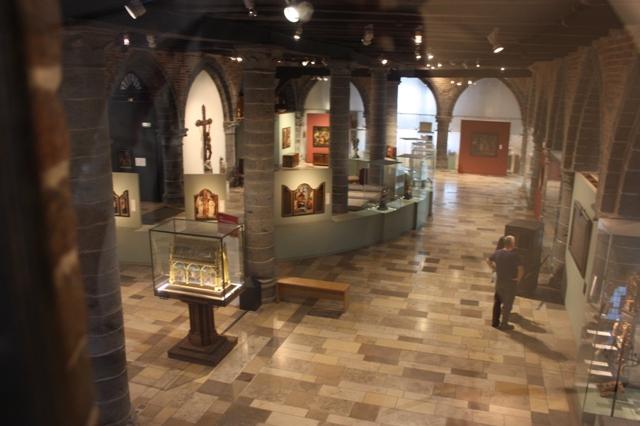 Брюгге. Музей Мемлинга.