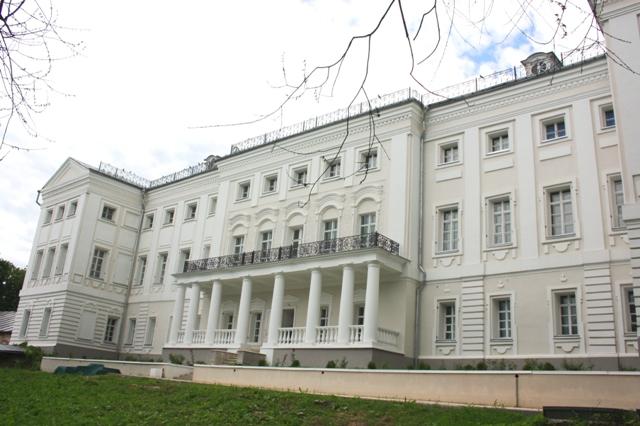 Калужская область, Музей –усадьба «Полотняный Завод». Начало постройки 30-е годы XVIII в.